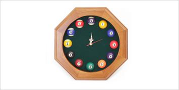 Бильярдные часы (4)