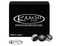 Наклейка для кия Kamui Black 14мм Super Soft 1шт (2681)