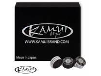 Наклейка для кия Kamui Black D14мм Hard 1шт (2683)