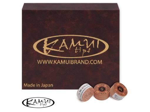 Наклейка для кия Kamui Original D14мм Soft 1шт (2686) фото 1